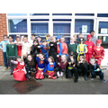 Y4 Superhero Day