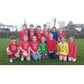 The Blackpool Cotls team