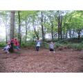 Team work ropes