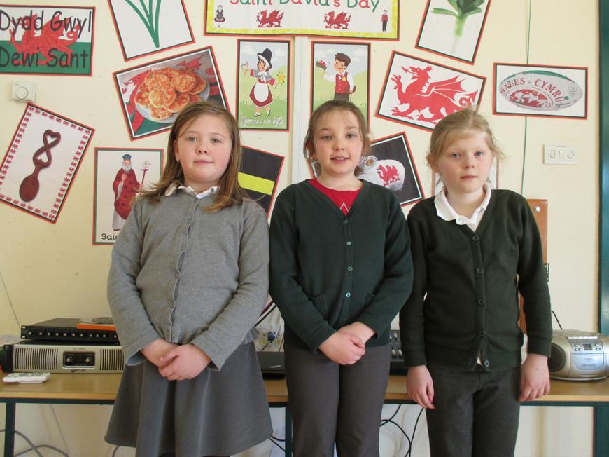 Story Writing Lower KS2 - 1st Erin, Lydia, Jasmine