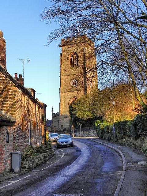 St Mary's, Bowdon