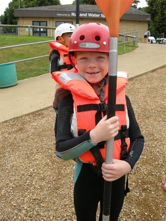 Fantastic fun at Rutland Water