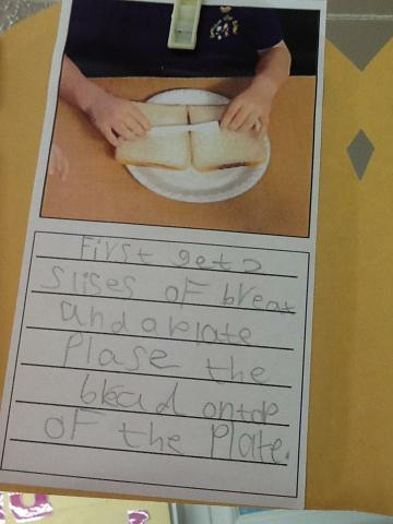 Our instruction writing