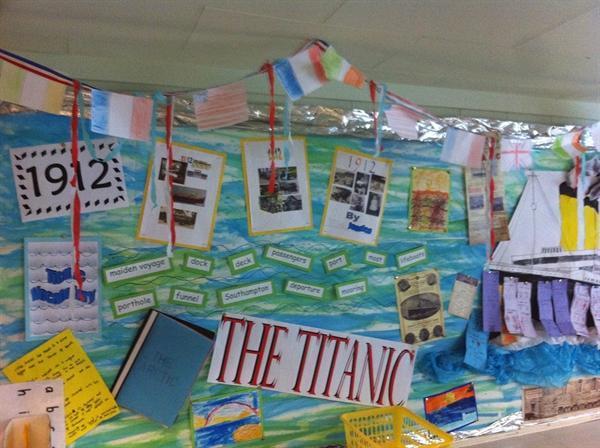 Titanic (Spring 2012)