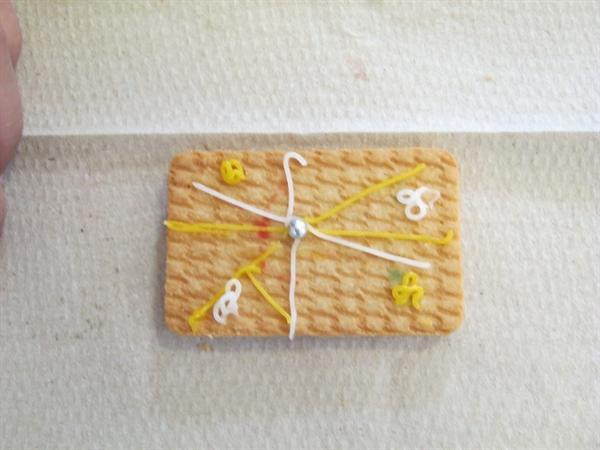 Roman Biscuit Shields