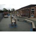 Reception Outdoor Area