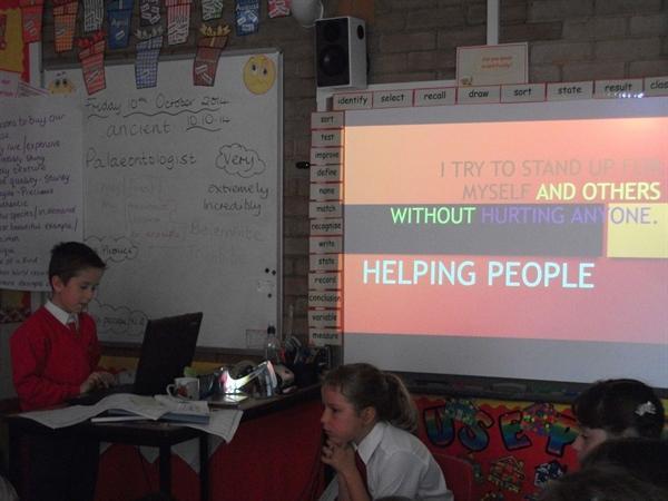 Class Worship 10.10.14
