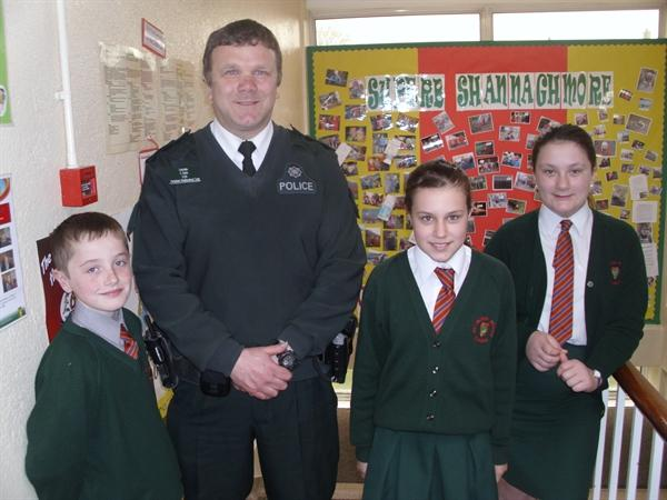 Constable Colin Talks to Y7G About Policing