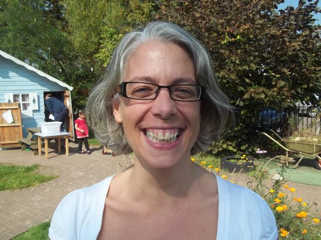 Miss Helen Sweet- Senior Teaching Assistant