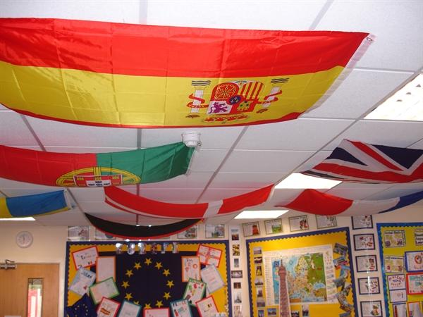 Do you recognise these flags?
