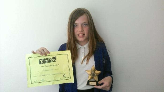 Amelie - Dance Award (from Street Dance Club)