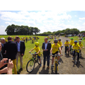 The Tour de France event at Temple Newsam