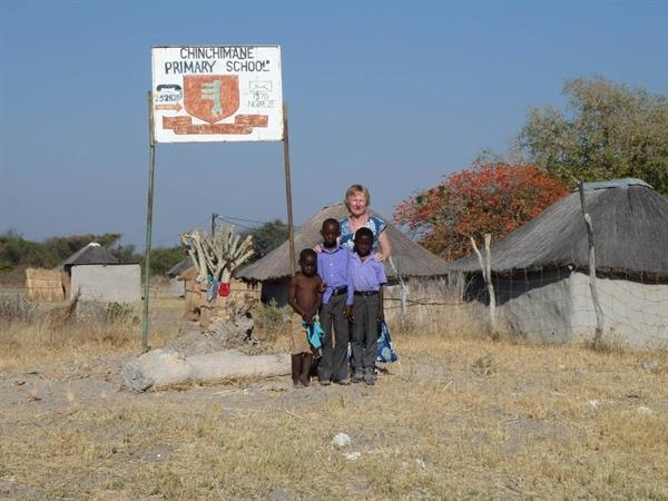 Chinchimane Primary School, Namibia (