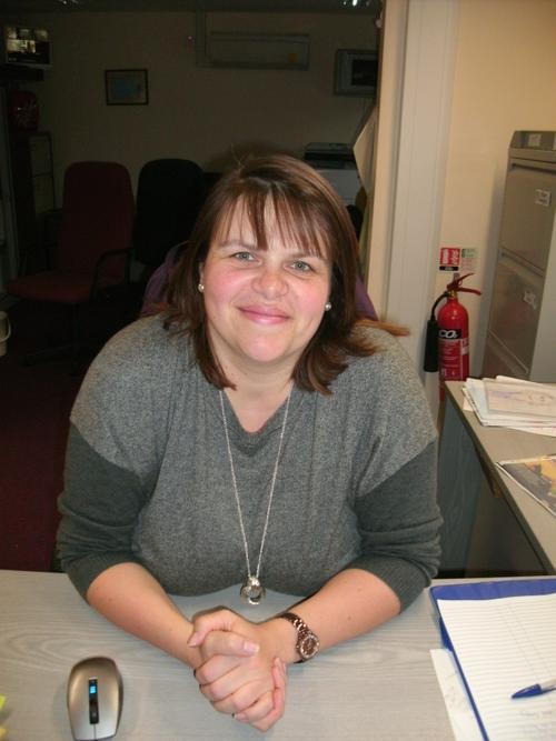 Debbie Parker - Senior Business Administrator