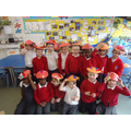 Celebrating Chinese New Year with our hats!