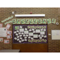 Whole School Excellence Display
