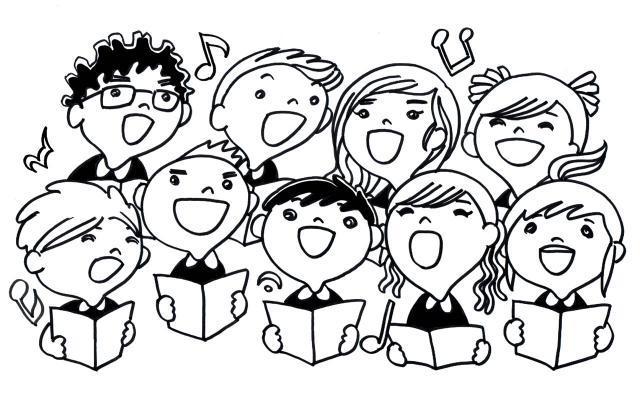 'Choir' with Mrs Moumtzis (Year 1/2)