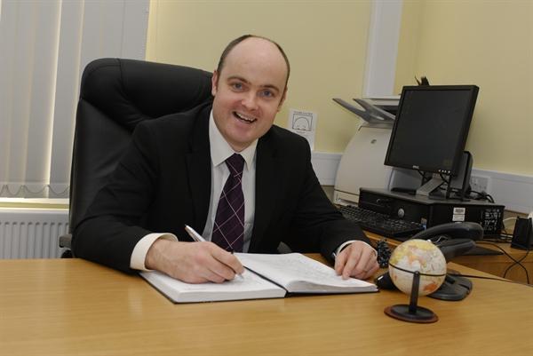Mr Woolsey, Principal
