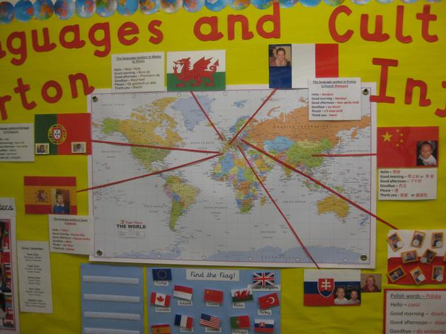Celebrating Language and Cultures at Merton