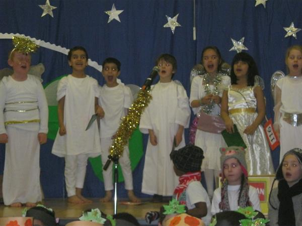 Our Christmas production!