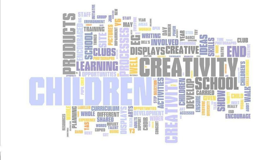 Feedback on what IS Creativity at Howe Dell
