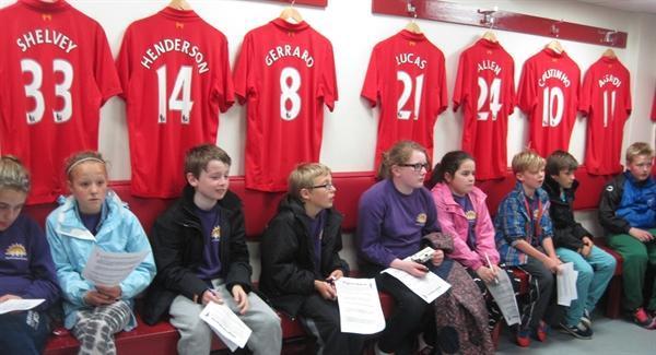 LFC Anfield Tour