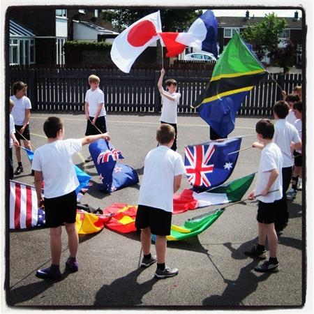Olympic Torch Relay (June 2012)