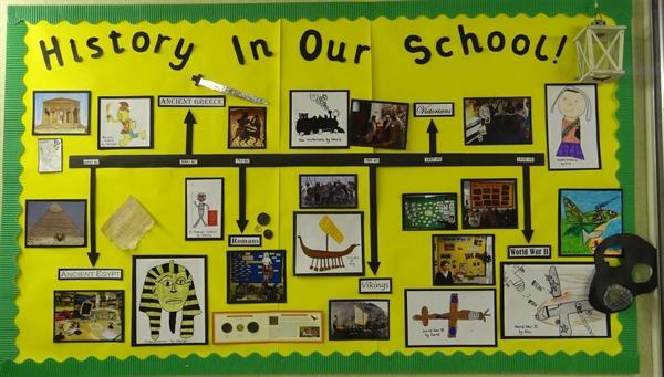 History around the School