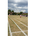 KS2 running race