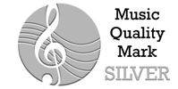 Music Quality Mark - Silver