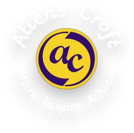 Allens Croft Primary School and Resource Base home page