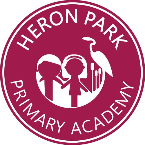 Heron Park Primary Academy Logo