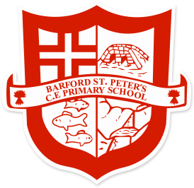Barford St Peter's CE Primary School home page