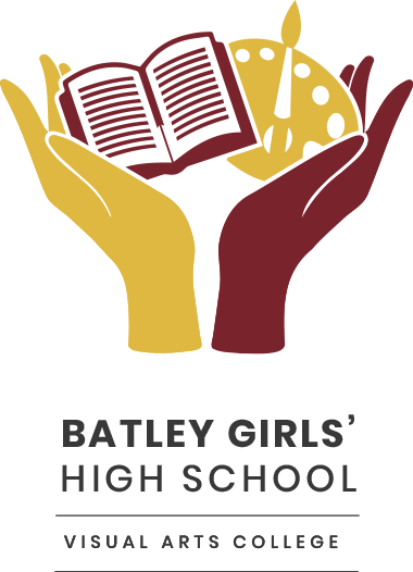 Batley Girls High School home page