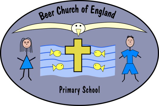 Beer CofE Primary School Logo