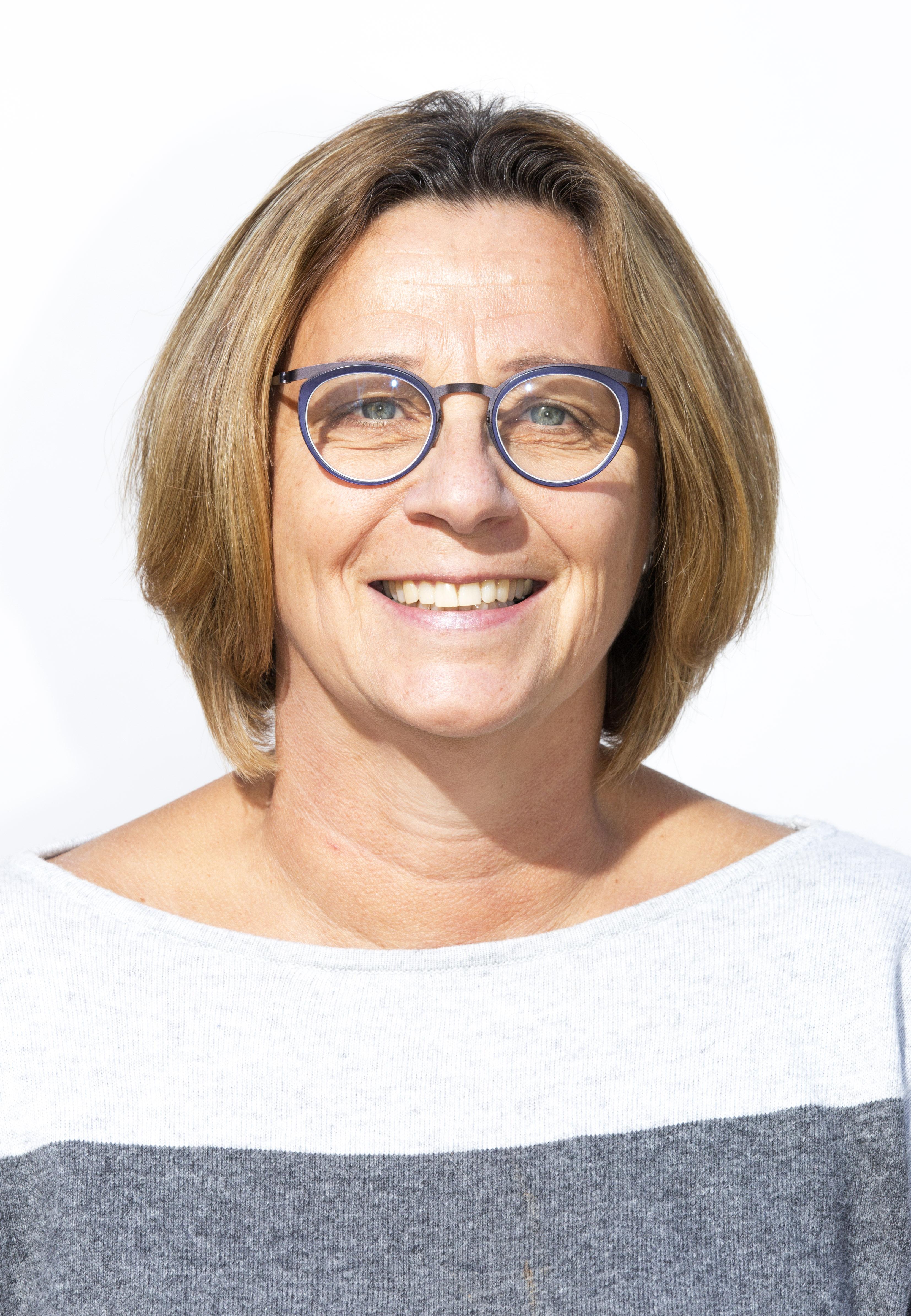 Bridgewater School's Headteacher Mrs Caren Doodson