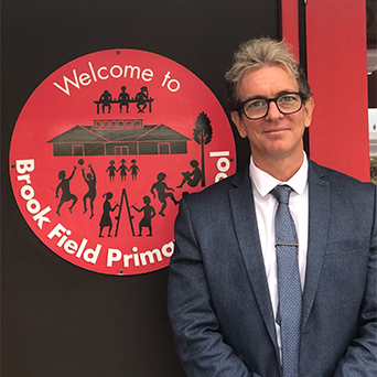 Head Teacher Welcome