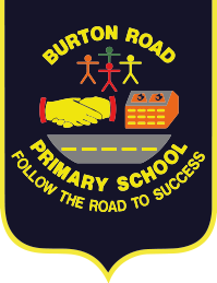 Burton Road Primary School logo