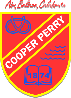 Cooper Perry Primary School logo
