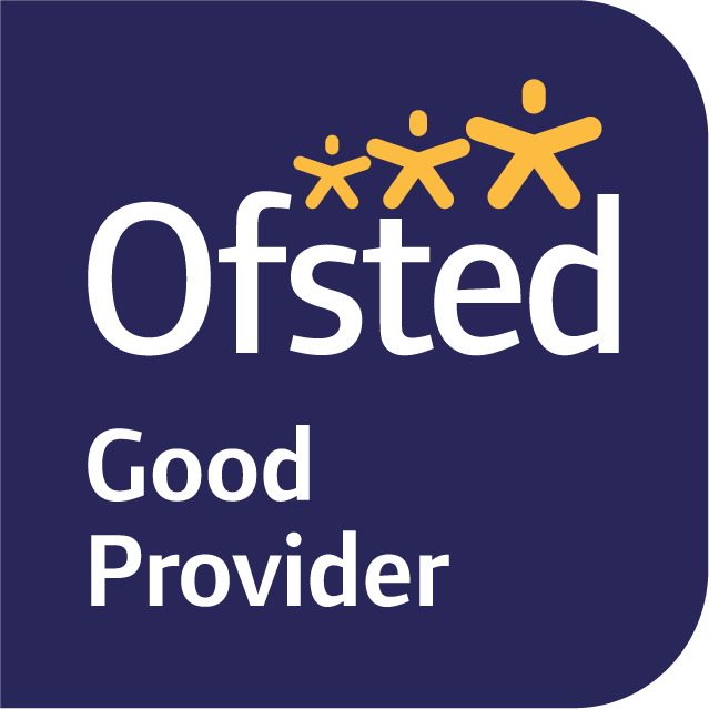 Ofsted Good Provider Awards Logo