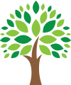 glyncoed tree icon