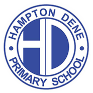 Hampton Dene Primary School logo