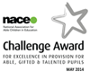nace Challenge Award 2014