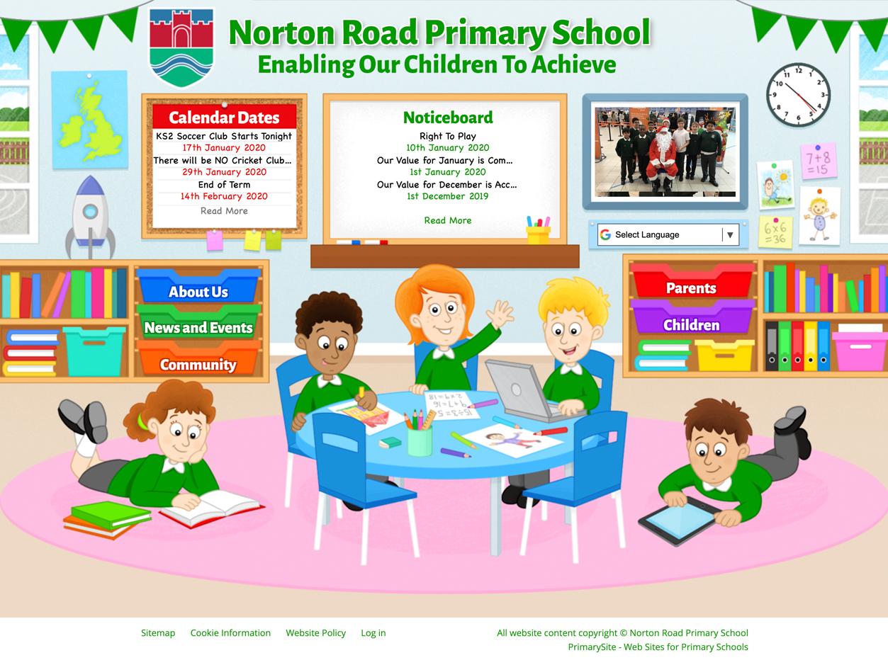 Norton Road Primary School