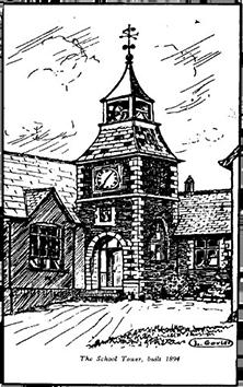 Lady Modiford's CofE Primary School Logo