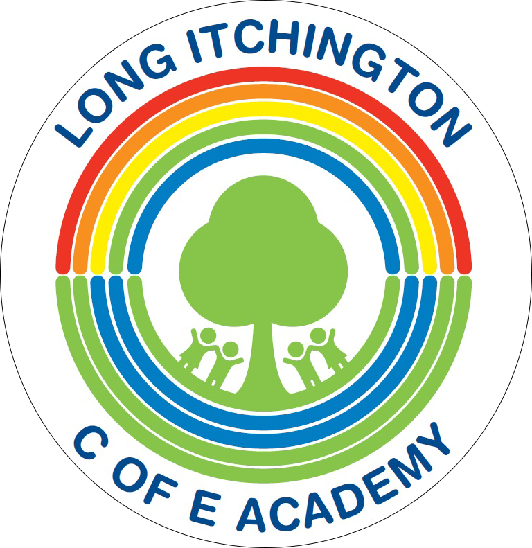 Long Itchington CofE Academy Logo