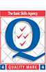 basic skills agency quality mark 4