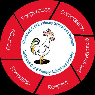 Cockshutt CE Primary School Logo