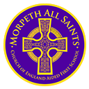 Morpeth All Saints Church of England Aided First School logo