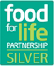 food for life silver award